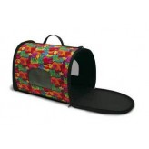 Sac de transport multicolore
